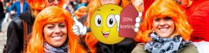 Koningsdag 27 april 2018 Oranjeretour