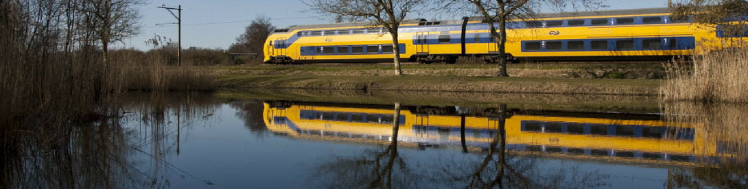 NS dagretour aanbieding Spoordeelwinkel april 2018