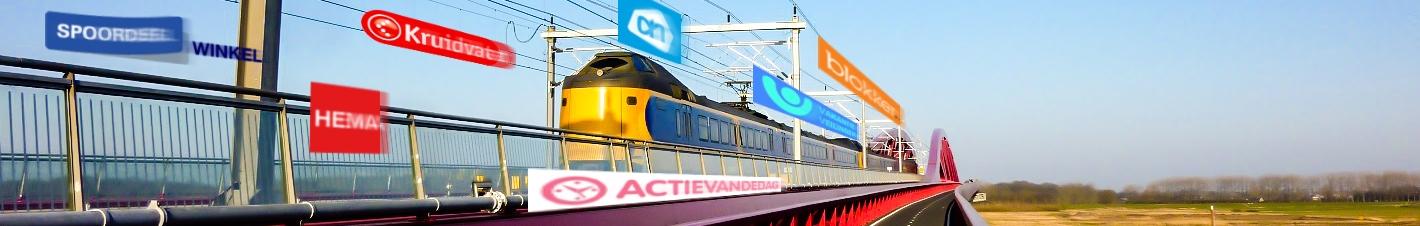 Goedkope treinkaartjes