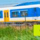 treinkaartje enkele reis 2e klas 2020