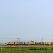 Trein naar Zwolle