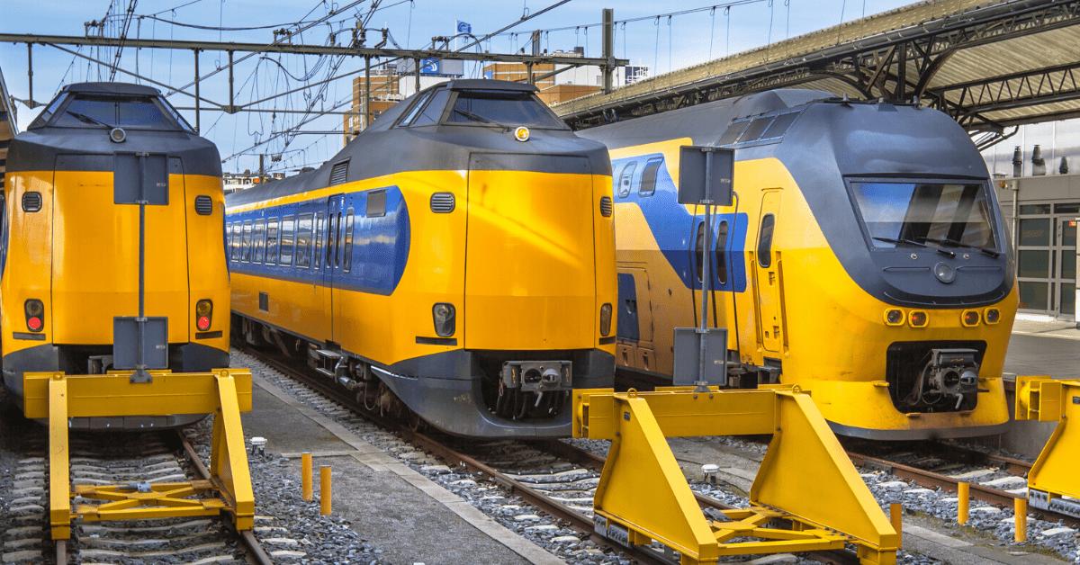 Voordelig met de trein enkele reis