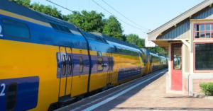 Actie van de dag treinkaartjes aanbieding