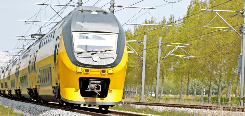 Prijs treinkaartjes in 2021