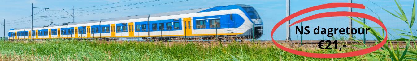 Goedkoop treinkaartje VakantieVeilingen