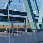 Dagje uit met de trein naar Nijmegen
